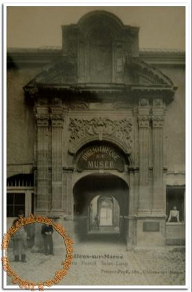Bibliothèque et Musée