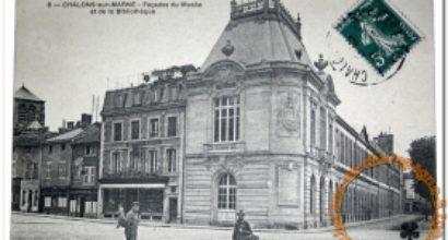 Musée des Beaux-Arts et d'Archéologie, du Cloître, Garinet
