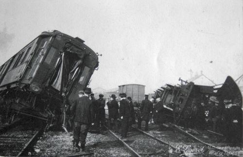 Accident du train