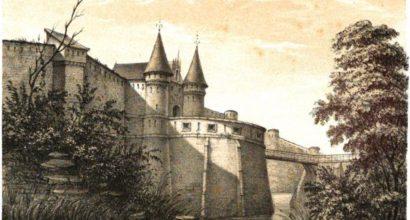 Histoire de la Porte Sainte-Croix à Châlons en Champagne