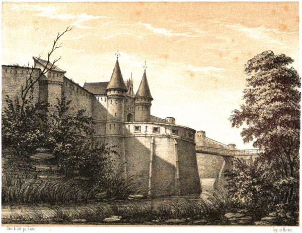 Ancienne Porte Sainte-Croix