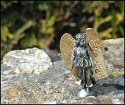 Angel Micah, Géocoin...
