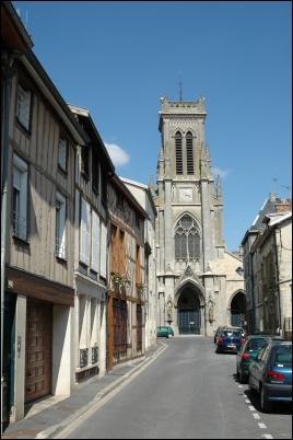 L'Eglise Saint-Loup de nos jours