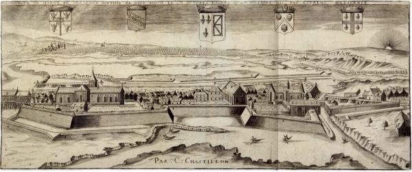 Le faubour de Marne de Chaalons