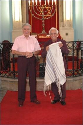 Président de la Synagogue